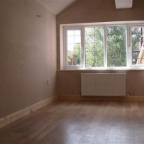Garage Conversion in Alwoodley, Leeds