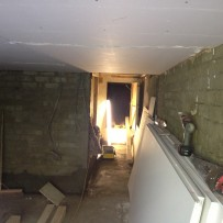 Completion of basement conversion at Kent Drive, Harrogate